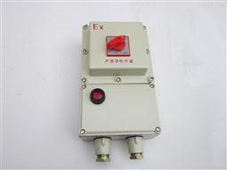 BQC-12a/DIP粉尘防爆磁力启动器