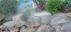 干雾系统 矿石厂降尘