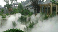 人工造霧系統