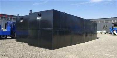 服务站污水处理装置厂家