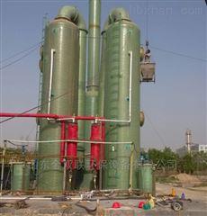 SL氨氮吹脱塔的原理及工艺流程