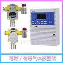 氯甲烷氣體泄漏報警器有害氣體檢測報警探頭