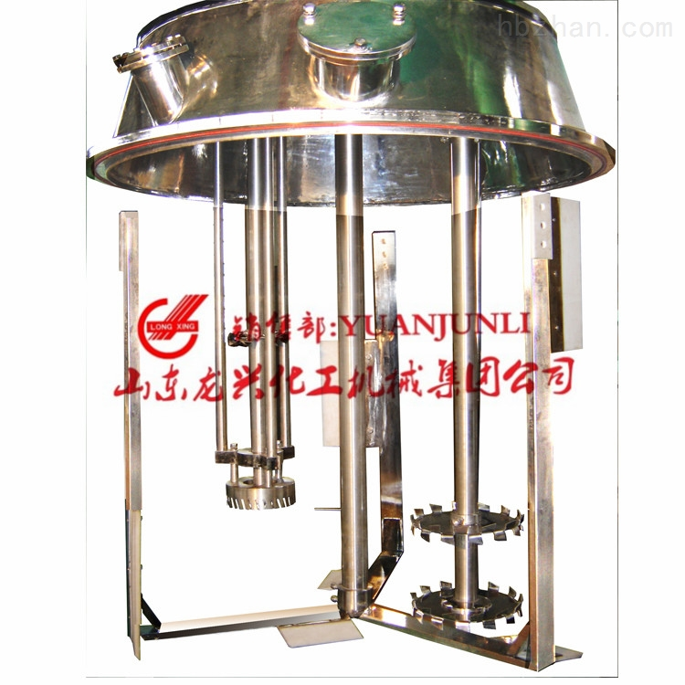 (5-500L)双行星动力混合机