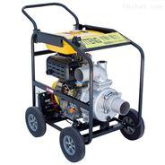 伊藤电启动柴油机水泵带轮子
