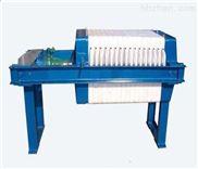 全自动厢式板框压滤机 污泥脱水设备型号