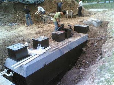 海东地区医疗污水处理装置