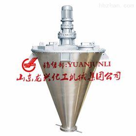 2.2-34kw6立方双螺旋锥形混合机
