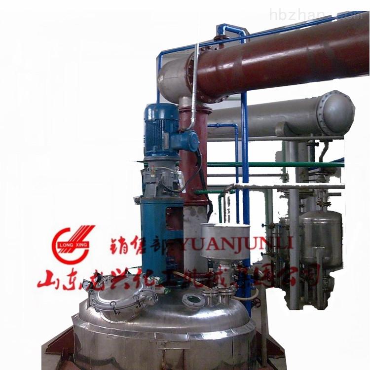 5000L不饱和聚酯树脂生产成套设备厂家规格