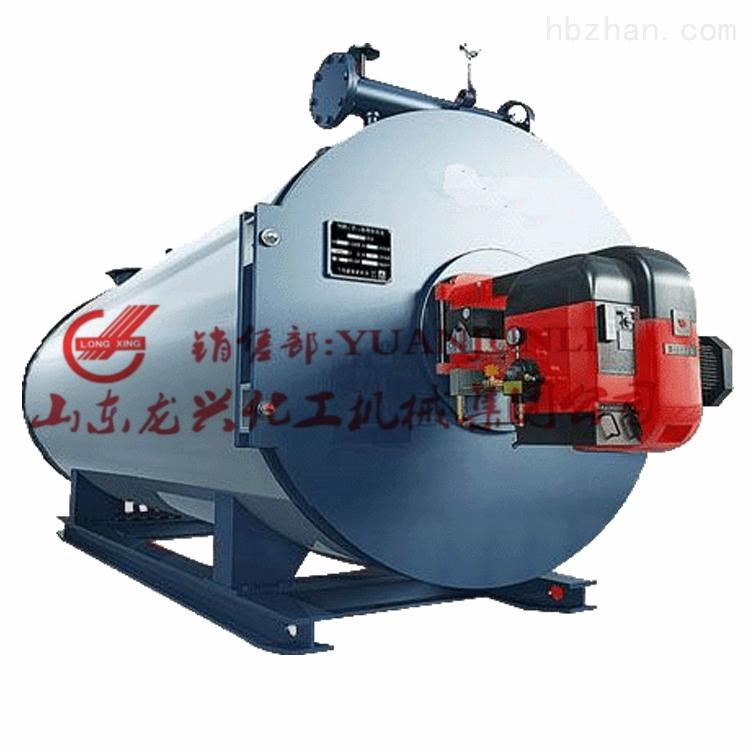 5-30万大卡山东燃油气卧式导热油炉规格型号报价