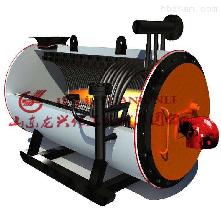 山东龙兴卧式燃油导热油炉制造商