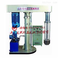 山东龙兴立式砂磨机(隔膜泵)
