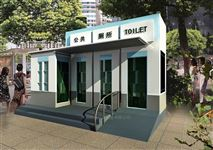 濮陽移動環保廁所定制裝配式廁所乾通環保