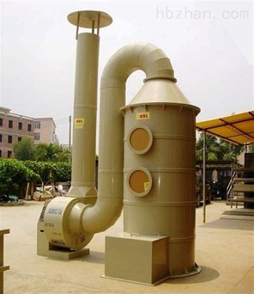 渭南钣金喷涂废气处理设备国内新闻