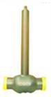 GQ47型GQ47加长杆管线埋地式球阀
