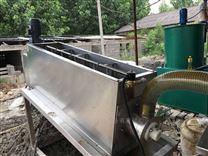 叠螺式污泥脱水机的工艺流程及特点