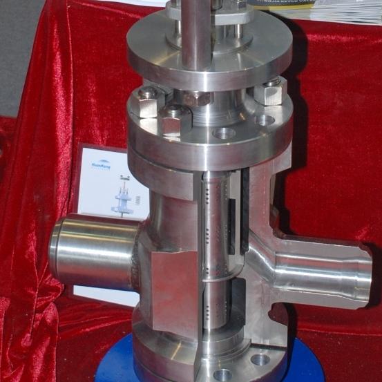 气动小流量调节阀T668Y-320