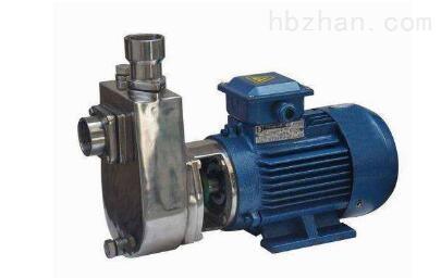 SFBX直联式不锈钢耐腐蚀自吸泵