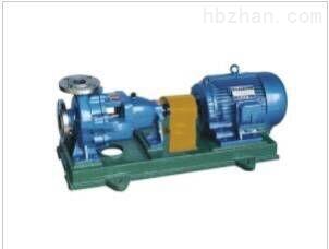 不锈钢单级单吸离心泵