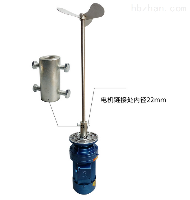 SY-TSB大量供应推进式搅拌器