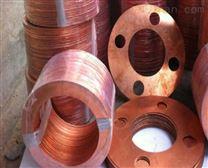 紫铜垫片|退火铜垫-T2密封垫