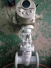6.4Mpa电动调节闸阀
