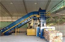 环保型全自动废纸打包机对环保事业至关重要