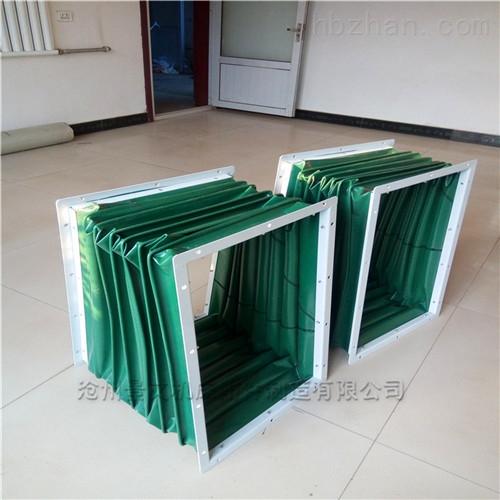 自定渭南环保耐酸碱帆布软连接厂家