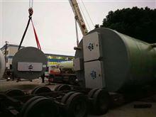 海南收费景区污水处理设备