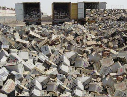废旧电瓶回收厂家
