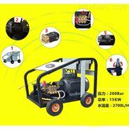君道厂家供应E4517电动高压管道疏通清洗机