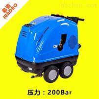 配件油污清洗200公斤热水高压清洗机