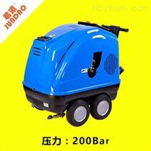 重油污清洗专用广州君道热水高压清洗机