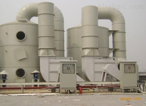 常州儒林废气处理设备老化维修