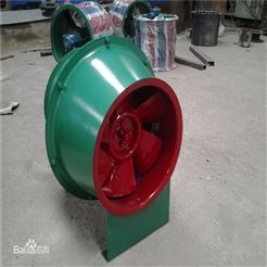 1.5KWSJG-I-6.0S鼓形風筒高壓軸流風機