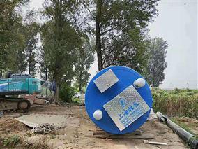 城镇智能化污水一体化预制泵站