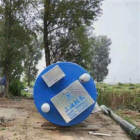 上海地埋式一体化玻璃钢泵站