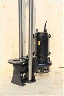 WQP型无堵塞潜水排污泵