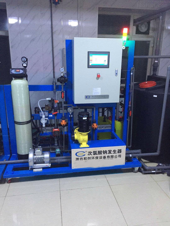 2千克次氯酸钠发生器/甘肃水厂饮水消毒设备