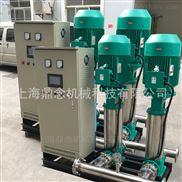 热水管道变频加压水泵
