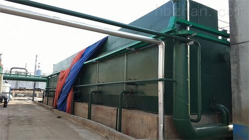 浅谈MBR膜污水处理设备的工艺特征