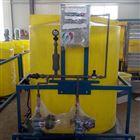 重慶自動加藥裝置攪拌機轉速