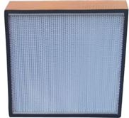 木框紙隔板高效過濾器