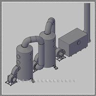 YHKE銷售YHKE型系列鉛煙塵凈化裝置