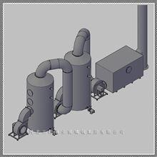 YHKE销售YHKE型系列铅烟尘净化装置