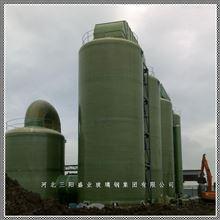 耐磨耐腐锅炉脱硫塔