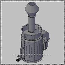 BSG-Ⅱ型玻璃钢酸雾净化塔