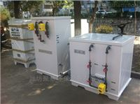 JHCL饮水消毒设备小型次氯酸钠发生器