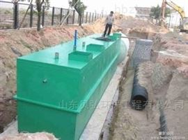 清洗污水处理设备定制