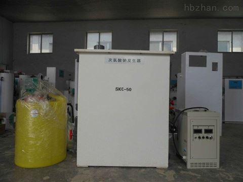 石阡次氯酸钠发生器安装