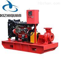 移动柴油机消防泵组